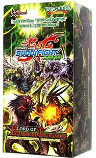 Buddyfight 100 - Lord of Hundred Thunders Booster Box Bushiroad | Cardboard Memories Inc.