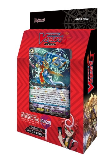 Cardfight!! Vanguard G - Rallying Call of the Interspectral Dragon Trial Deck Bushiroad | Cardboard Memories Inc.