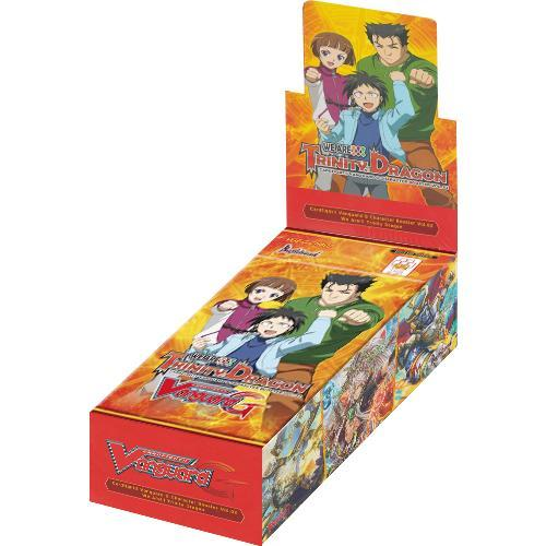 Cardfight!! Vanguard G - We Are!!! Trinity Dragon Booster Box Bushiroad | Cardboard Memories Inc.