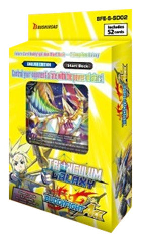 Buddyfight Ace V2 - Triangulum Galaxy (Subaru's) Starter Deck