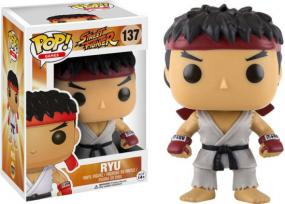 POP! Street Fighter - Ryu Funko | Cardboard Memories Inc.