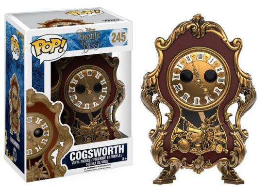 POP! - Beauty and the Beast - Cogsworth