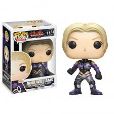 POP! Tekken - Nina Williams Funko | Cardboard Memories Inc.
