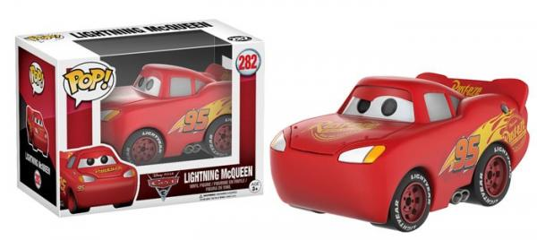 POP! Cars 3 - Lightning McQueen