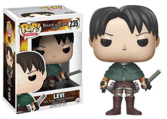 POP! - Attack on Titan - Levi