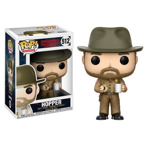 POP! - Stranger Things - Hopper