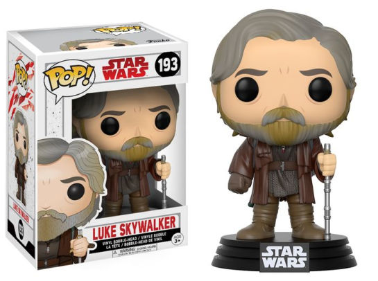 POP! - Star Wars Last Jedi - Luke Skywalker