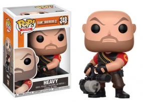 POP! Team Fortress - Heavy Funko | Cardboard Memories Inc.