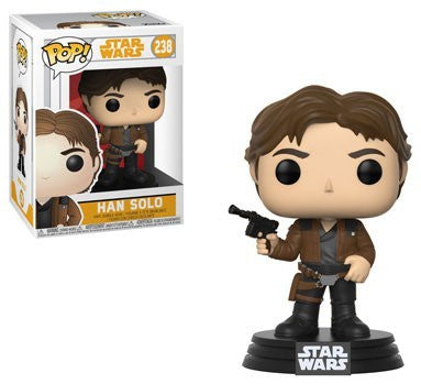 POP! Star Wars Solo - Han Solo Funko | Cardboard Memories Inc.