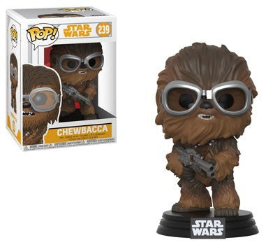 POP! Star Wars Solo - Chewbacca Funko | Cardboard Memories Inc.