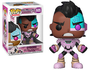 POP! Teen Titans Go! Night Begins to Shine - Cyborg