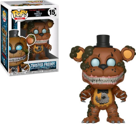 POP! Five Nights at Freddy's (Twisted Ones) - Twisted Freddy Funko | Cardboard Memories Inc.