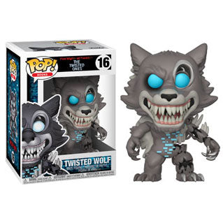POP! Five Nights at Freddy's (Twisted Ones) - Twisted Wolf Funko | Cardboard Memories Inc.