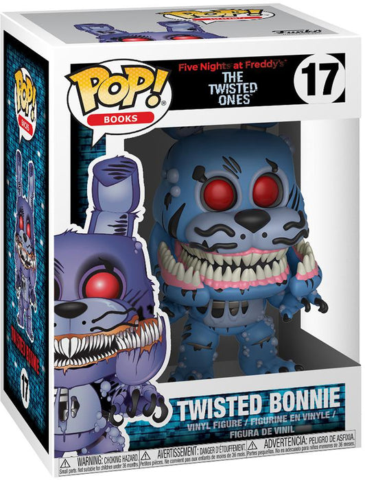 POP! Five Nights at Freddy's (Twisted Ones) - Twisted Bonnie Funko | Cardboard Memories Inc.