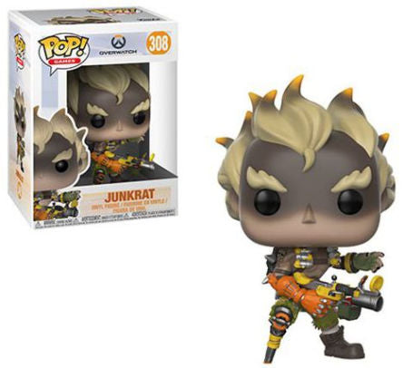 POP! Overwatch - Junkrat