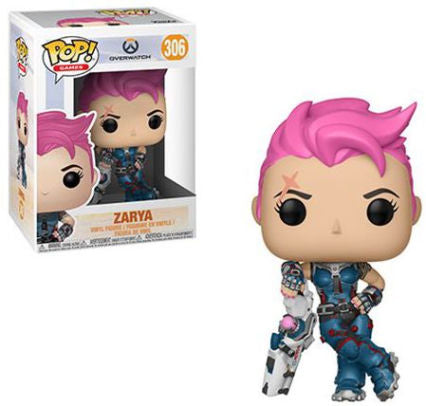 POP! - Overwatch - Zarya