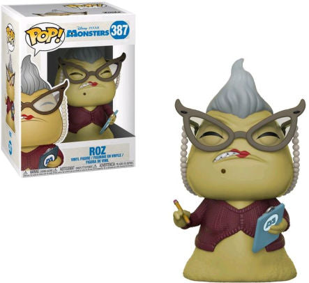 POP! Monsters Inc. - Roz
