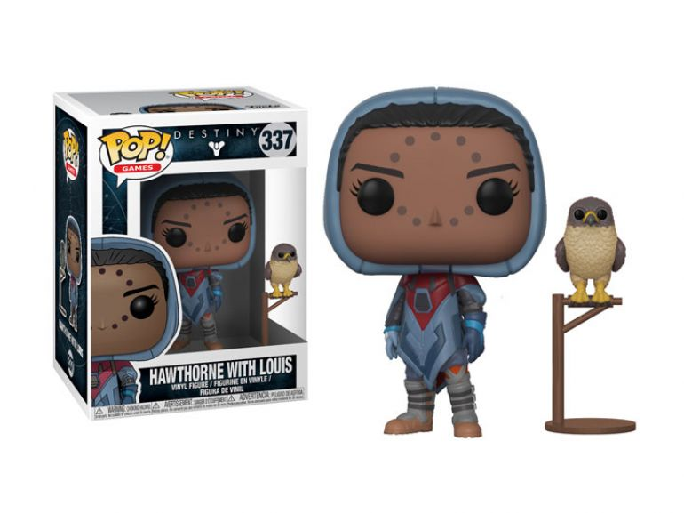 POP! Destiny - Hawthorne with Louis
