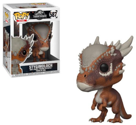 POP! Jurassic World Fallen Kingdom - Stygimoloch