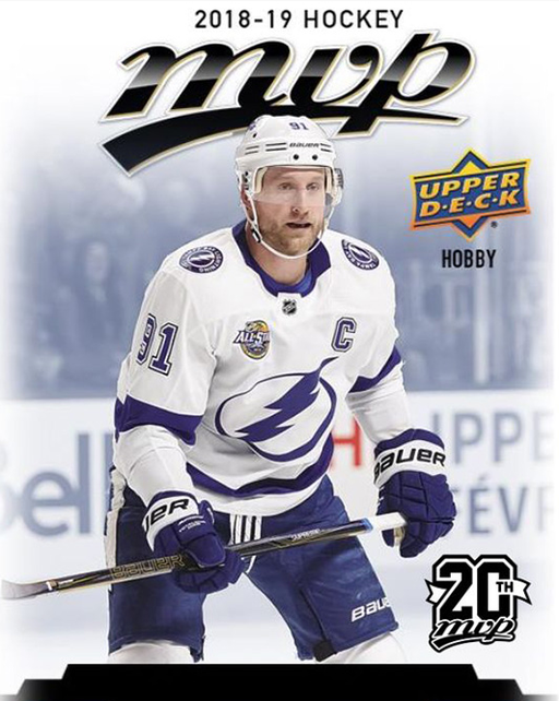 2018-19 Upper Deck MVP Hockey Fat Pack Box