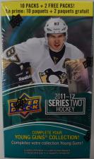 2011-12 Upper Deck Series 2 Hockey Blaster Box Upper Deck | Cardboard Memories Inc.