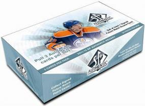 2011-12 Upper Deck Sp Authentic Hockey Hockey Box Upper Deck | Cardboard Memories Inc.