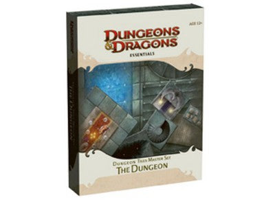Dungeons & Dragons - Dungeon Tiles Master Set - The Dungeon Wizards of the Coast | Cardboard Memories Inc.