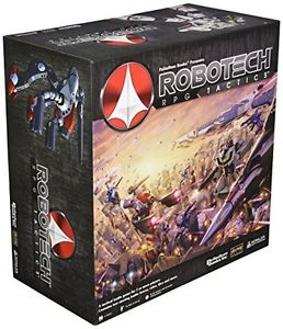 Robotech RPG Tactics Core Game Palladium | Cardboard Memories Inc.