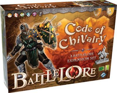 Battlelore - Code of Chivalry Expansion Fantasy Flight Games | Cardboard Memories Inc.