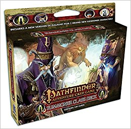 Pathfinder Adventure Card Game - Summoner Class Deck Paizo | Cardboard Memories Inc.