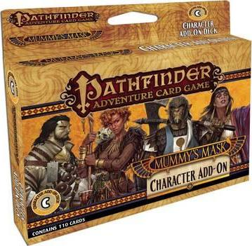 Pathfinder Adventure Card Game - Mummy's Mask Character Add-On