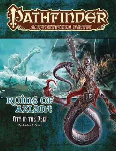 Pathfinder Adventure Path - City in the Deep Paizo | Cardboard Memories Inc.