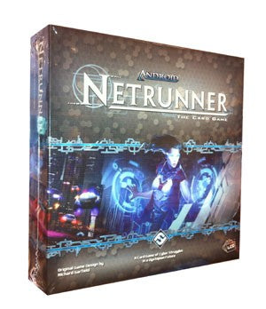 Android Netrunner Fantasy Flight Games | Cardboard Memories Inc.