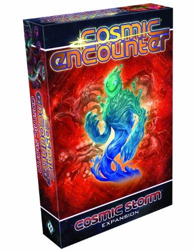 Cosmic Encounter - Cosmic Storm Expansion Fantasy Flight Games | Cardboard Memories Inc.