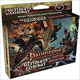 Pathfinder Adventure Card Game - Ultimate Comat Add-On Deck Paizo | Cardboard Memories Inc.