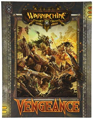 Warmachine - Vengeance - PIP 1055 Privateer Press | Cardboard Memories Inc.