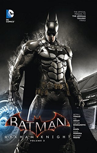 DC Comics - Batman - Arkham Knight - Volume 3 - Hardcover