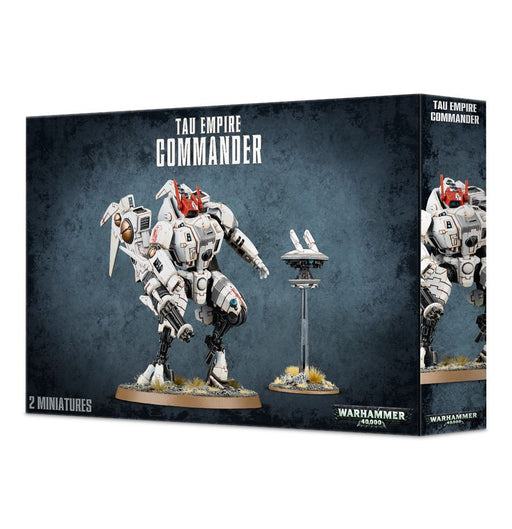 Warhammer 40,000 - Tau Empire Commander 56-22 Games Workshop | Cardboard Memories Inc.