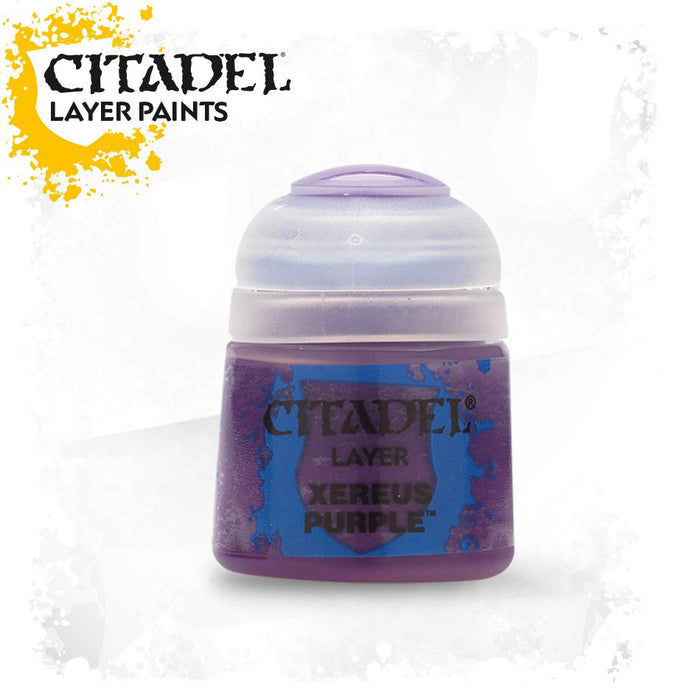 Citadel Layer - Xereus Purple 22-09 Citadel | Cardboard Memories Inc.