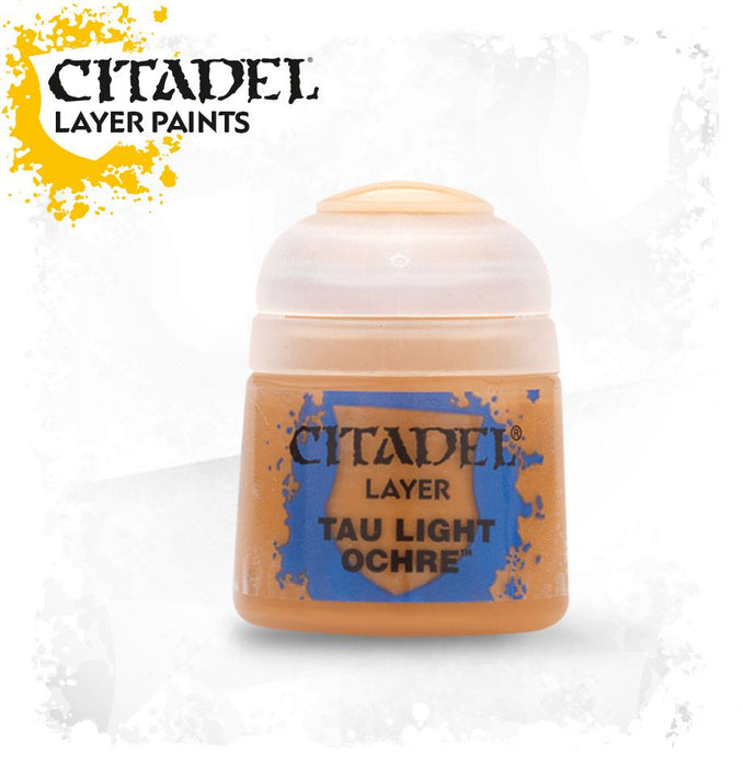 Citadel Layer - Tau Light Ochre 22-42 Citadel | Cardboard Memories Inc.