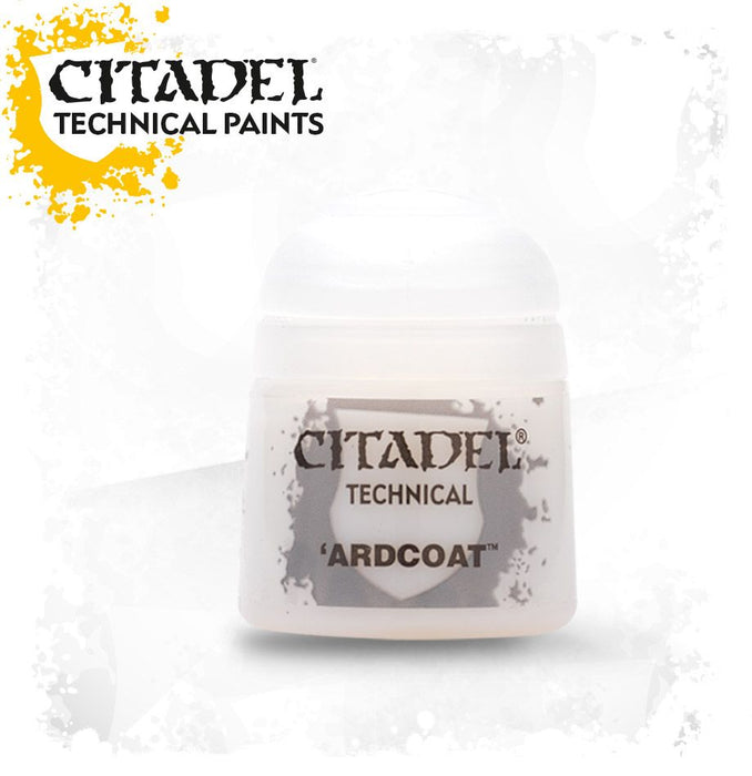 Citadel Technical - 'ARDCOAT' 27-03 Citadel | Cardboard Memories Inc.