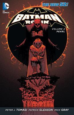 DC Comics - Batman and Robin - Pearl - Volume 2