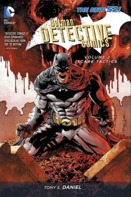 DC Comics - Batman - Detective Comics - Scare Tactics - Volume 2
