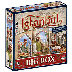 Alderac Entertainment Group - Istanbul Big Box