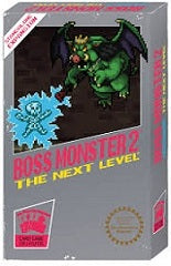 Boss Monster 2 - The Next Level Brotherwise | Cardboard Memories Inc.