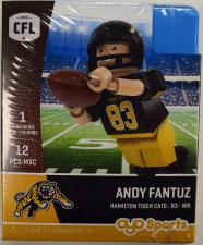 CFL OYO Hamilton Tiger Cats Andy Fantuz Oyo Figures | Cardboard Memories Inc.