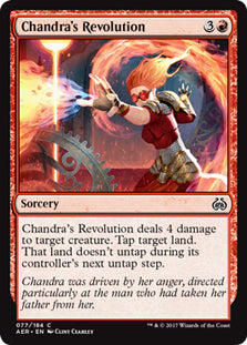 Chandra's Revolution - AER077 Wizards of the Coast | Cardboard Memories Inc.
