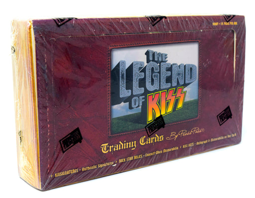 2010 Press Pass Legend of Kiss Trading Cards Hobby Box