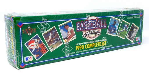 1990 Upper Deck Baseball Complete Set