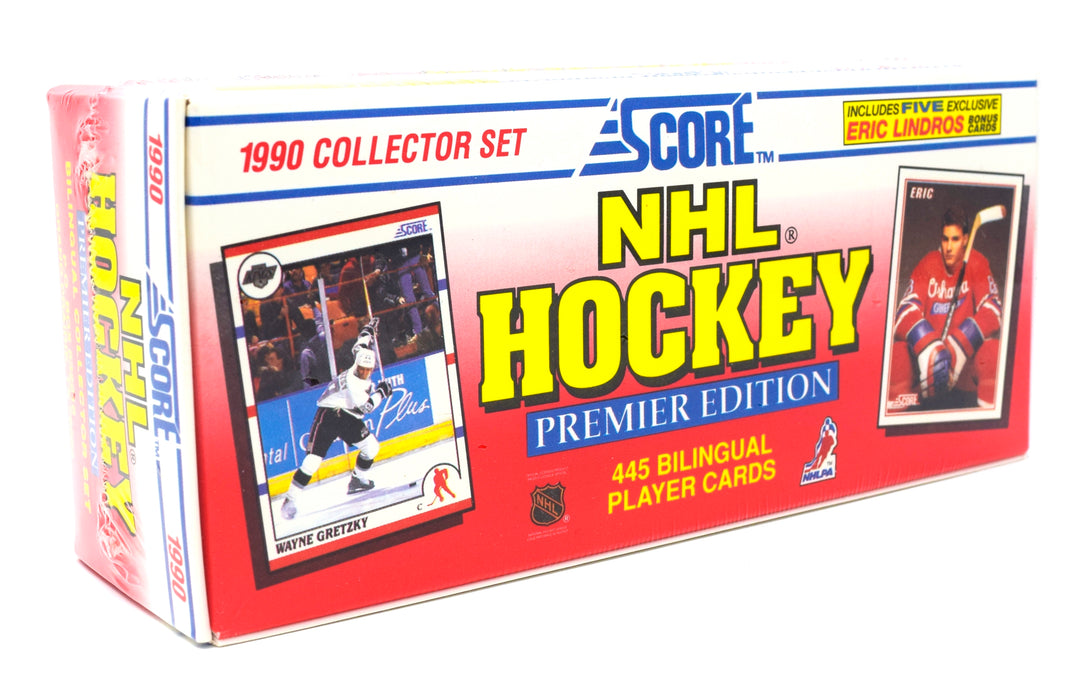Score - 1990 - Hockey - Premier Edition - Collector Set